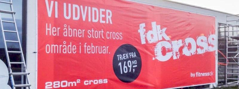 Reklamebannere-Fitness dk