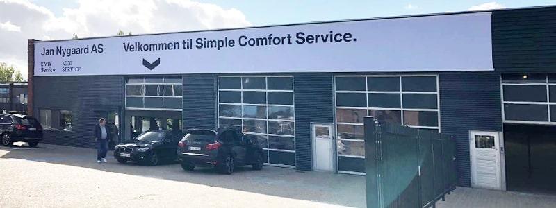 Reklamebannere-jan nygaard comfort service